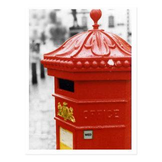 Säulen-Kastenpostkarte - Penfold Postkarte