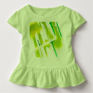 Saure Frühlings-Farben Kleinkind T-shirt