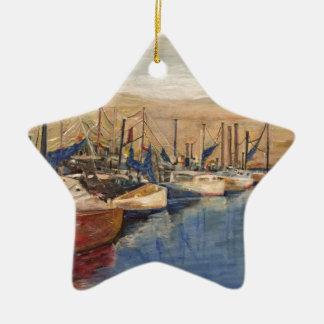 Sausalito Keramik Ornament