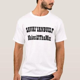 SAVAI'IANBUILT Malosi2ThaMax T-Shirt