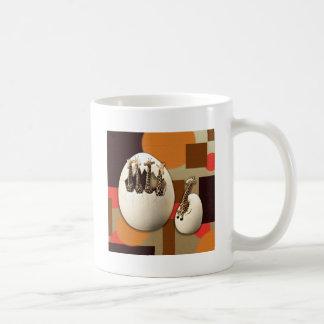 Savanne-Art Kaffeetasse