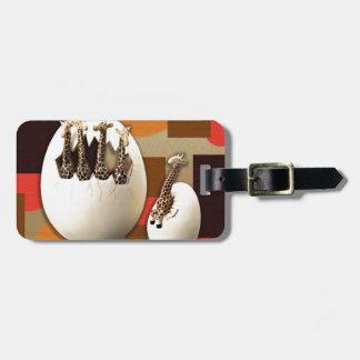 Savanne-Art Kofferanhänger