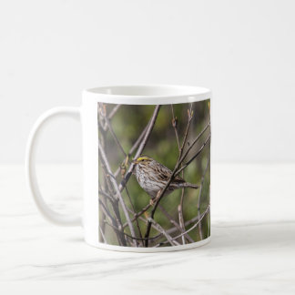 Savanne-Spatz Kaffeetasse