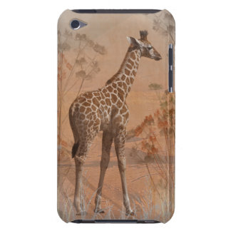 Savanneipod-Touch-Fall Barely There iPod Case