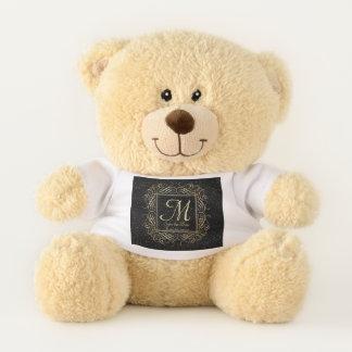 Save the Date elegantes Teddybär