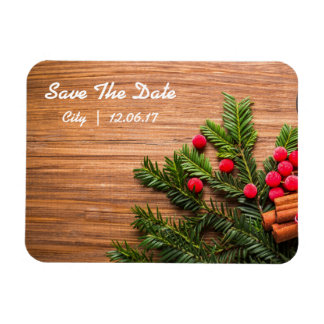 Save the Date Feiertags-Magnet Magnet