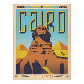 Save the Date | Kairo, Ägypten Postkarte