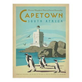 Save the Date   Kapstadt, Südafrika Postkarten