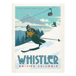 Save the Date | Pfeifer, Britisch-Kolumbien Postkarte