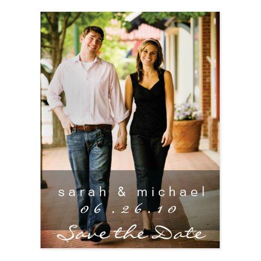 Save the Date Postkarten-Foto 02