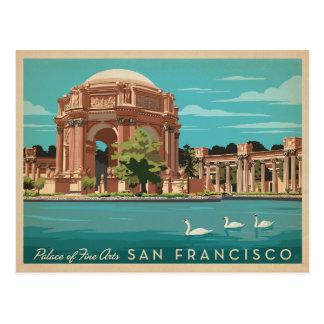 Save the Date | San Francisco, CA 2 Postkarten