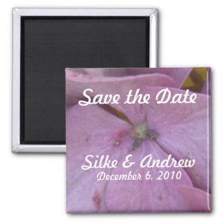 Save the Date (Wedding) - Magnet Kühlschrankmagnet