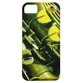 Saxophon - iPhone 5 Fall Etui Fürs iPhone 5