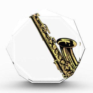 Saxophone-Zeichnen Auszeichnung