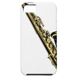 Saxophone-Zeichnen Schutzhülle Fürs iPhone 5