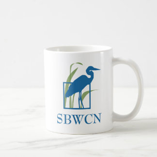 SB Tier-Sorgfalt-Netzlogo-Tasse Kaffeetasse