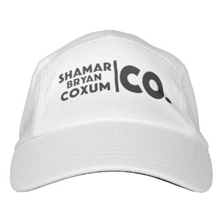 SBC&Co. X Nolobotamus aller weiße China-weiße Hut Headsweats Kappe