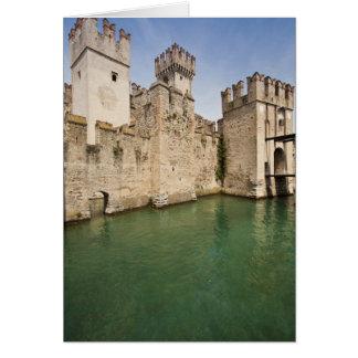 Scaliger Schloss, Sirmione, Brescia-Provinz, Karte