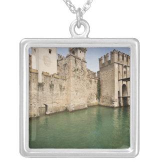 Scaliger Schloss, Sirmione, Brescia-Provinz, Versilberte Kette