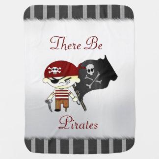 Scallywag Pirat KINDER Kinderwagendecke