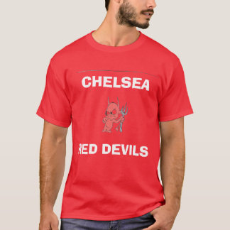 scan0001, CHELSEA, ROTE TEUFEL T-Shirt