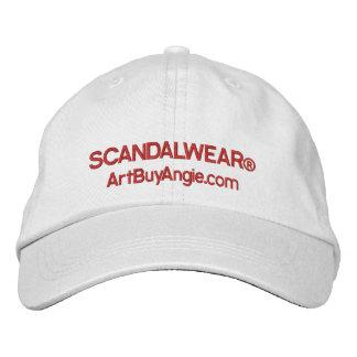 Scandalwear® durch ArtBuyAngie™ Bestickte Baseballkappe