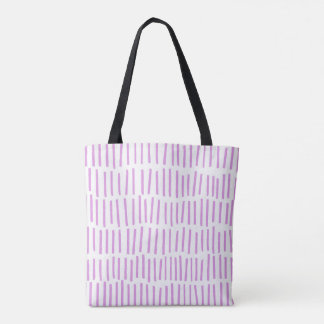 Scandi Schlag-Rosa Tasche