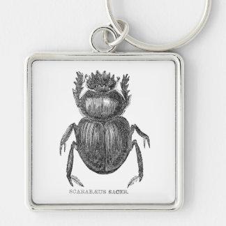 Scarabäus-Käfer Schlüsselanhänger