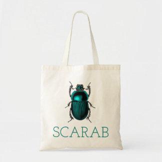 Scarabäus-Käfer Tragetasche