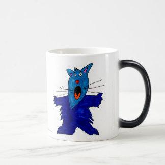 Scaredy Katze • Fassbinder Nielsen, altern 10 - Verwandlungstasse