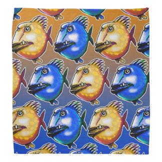 Scarfacefische Kopftuch