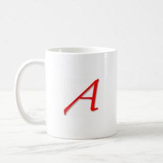 Scarlet eine Entwurfs-Kaffee-Tasse