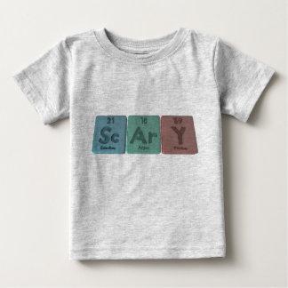 Scary-Sc-Ar-Y-Scandium-Argon-Yttrium.png Tshirts