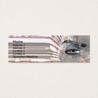 Sceye - dünn mini visitenkarte