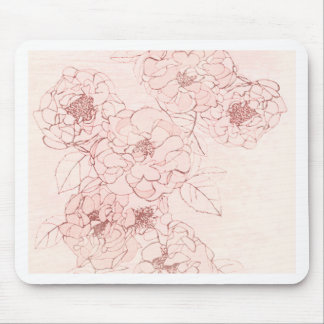 Schäbiges Tiffany Mousepad