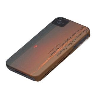 Schablone Case-Mate iPhone 4 Hülle