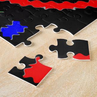 Schablone ersetzen Ihren eigenen FOTO-BILDJPG JEPG Puzzle