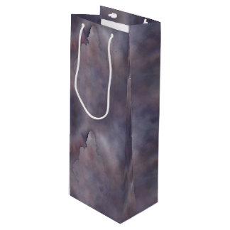 Schablone Geschenktüte Für Weinflaschen