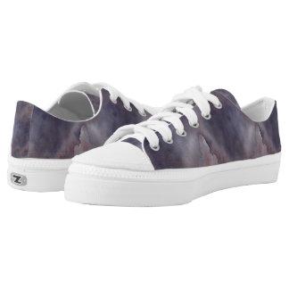 Schablone Niedrig-geschnittene Sneaker