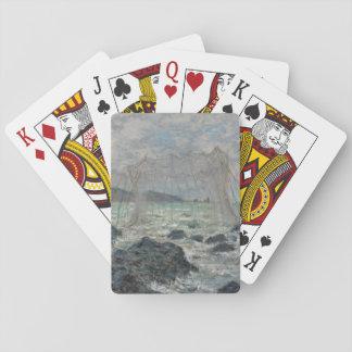Schablone Spielkarten