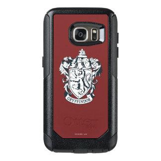 Schablonen-Skizze Harry Potters   Gryffindor OtterBox Samsung Galaxy S7 Hülle