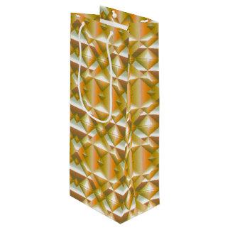 Schablonen-Wein-Tasche Geschenktüte Für Weinflaschen