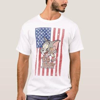 Schablonent-shirt - besonders angefertigt T-Shirt