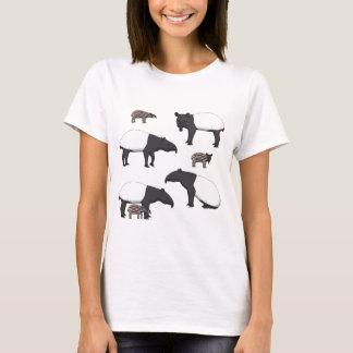 Schabrackentapir Auswahl T-Shirt