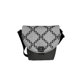 Schach-Auflage-Bote-Tasche Kurier Taschen