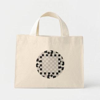 Schach-Auflage-kleine Tasche