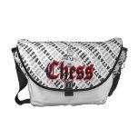 Schach-Designer-Tasche Kuriertaschen