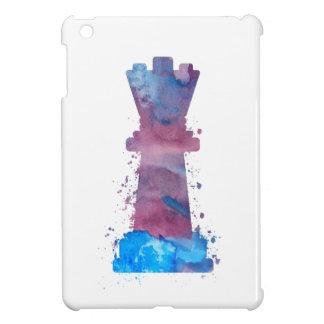 Schach-Königin-Kunst iPad Mini Hülle