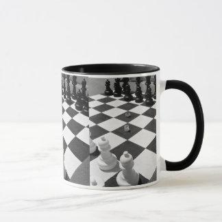 Schach-Leidenschafts-Kaffee-Mag Tasse