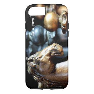 Schach-Schlachtfeld-Fall iPhone 8/7 Hülle